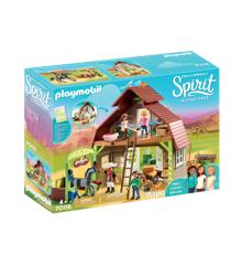 Playmobil - Barn with Lucky (70118)