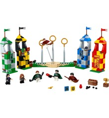 LEGO Harry Potter - Quidditch kamp (75956)
