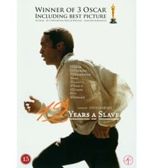 12 years a slave -DVD