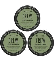 American Crew - 3x Forming Cream 85 gr.