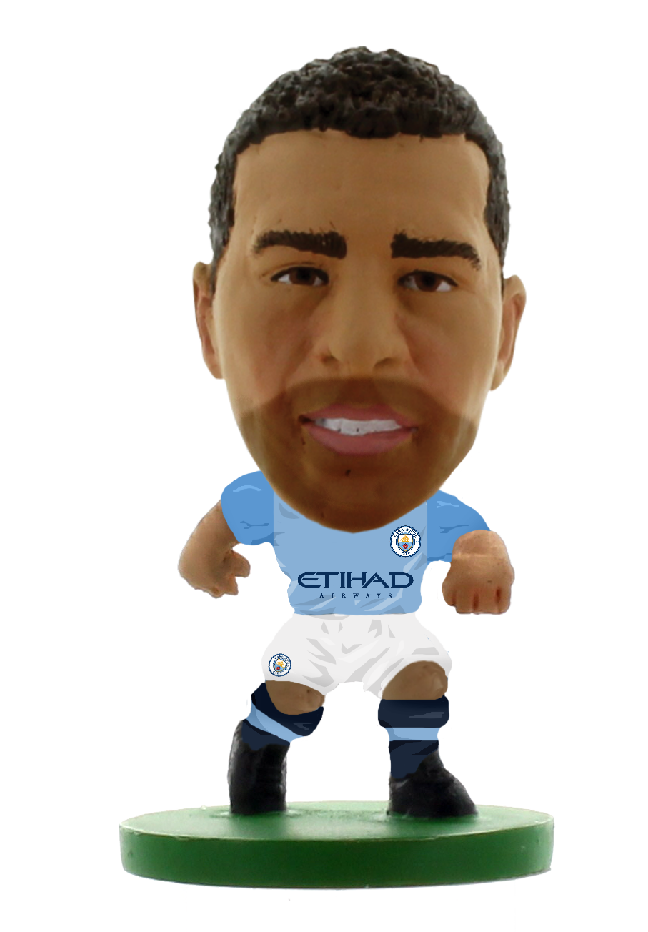 Soccerstarz - Manchester City Nicolas Otamendi - Home Kit (2019)