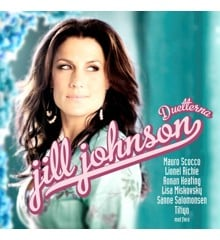 Johnson Jill/Duetterna - CD