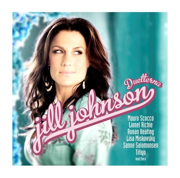 Johnson Jill/Duetterna - CD