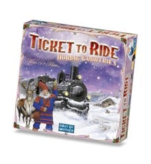 Ticket To Ride - Nordiske lande (Nordisk)