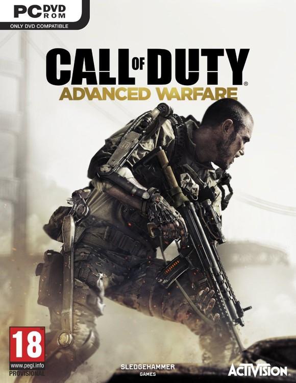 Call of Duty: Advanced Warfare (Code via email)