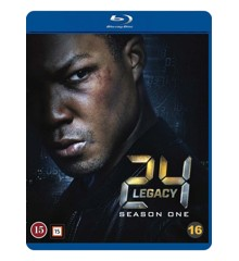 24 Legacy: Sæson 1  (Blu-ray)