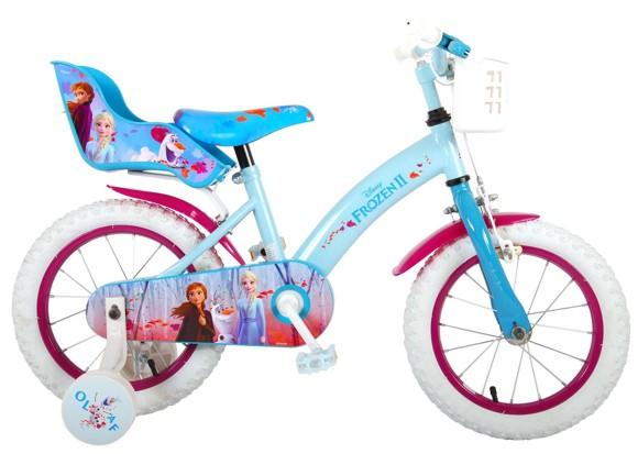 Volare - Disney Frozen 2 - 14'' Bike w/ Coaster Brake( 91450-CH)