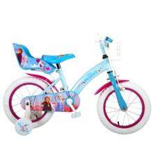 Volare - Disney Frozen 2 - 14'' Børnecykel m/Fodbremse (3,5-5 år)
