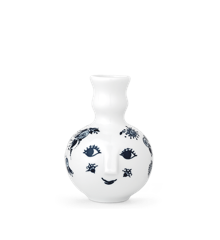 Bjørn Wiinblad - Fie Vase - Sort