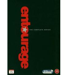 Entourage: The Complete Series (23-disc) - DVD