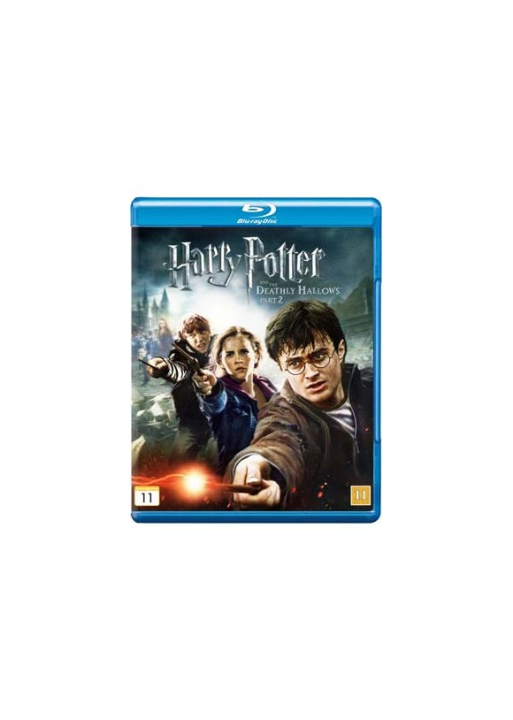 Harry Potter and the Deathly Hallows, Part 2 (Blu-ray)