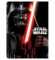 Star Wars - Original Trilogy (IV/V/VI) - DVD