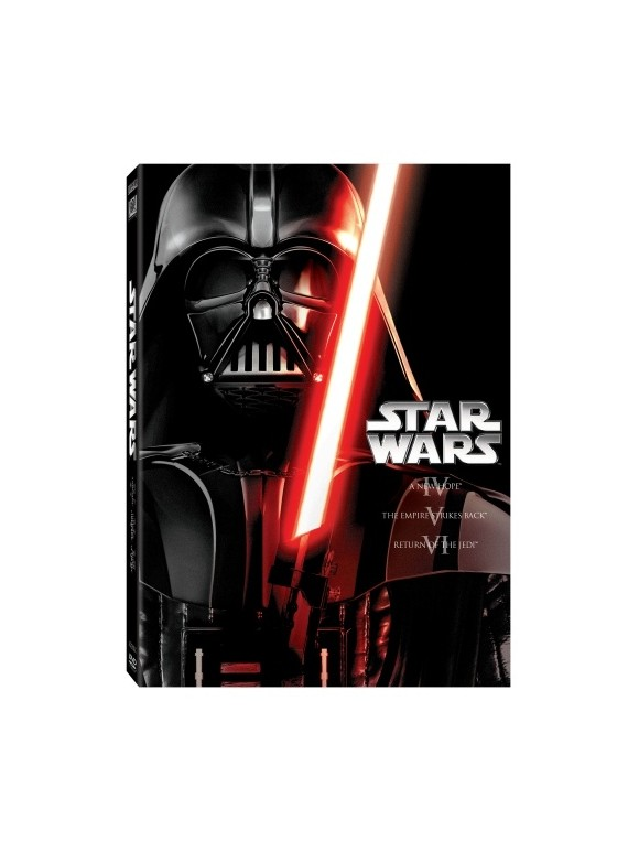 Star Wars - Original Trilogy (IV/V/VI) - DVD