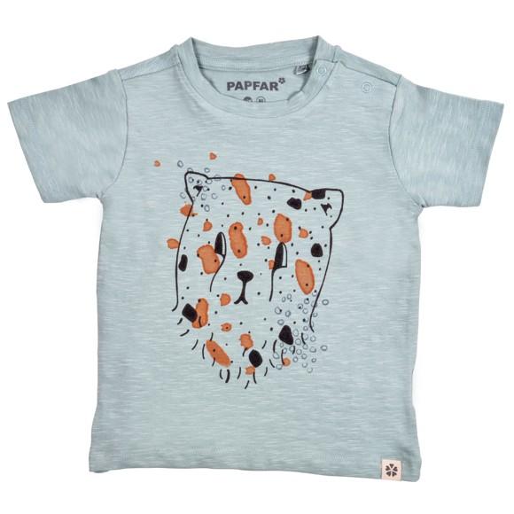 PAPFAR - Slub Jersey T-Shirt