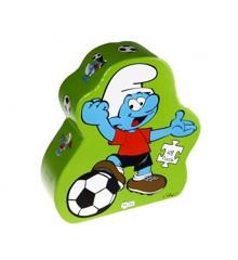 Barbo Toys - Puslespil med 48 Brikker- Smølf Deco Fodbold