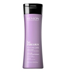 Revlon - Be Fabulous Cream Shampoo Curly Hair 250 ml