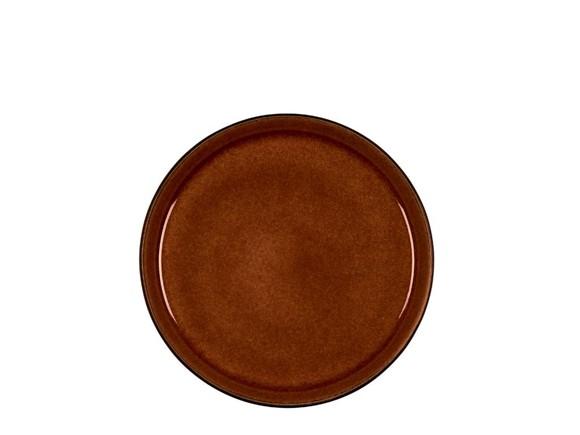 Bitz - Gastro Plate 21 cm - Black/Amber (821405)