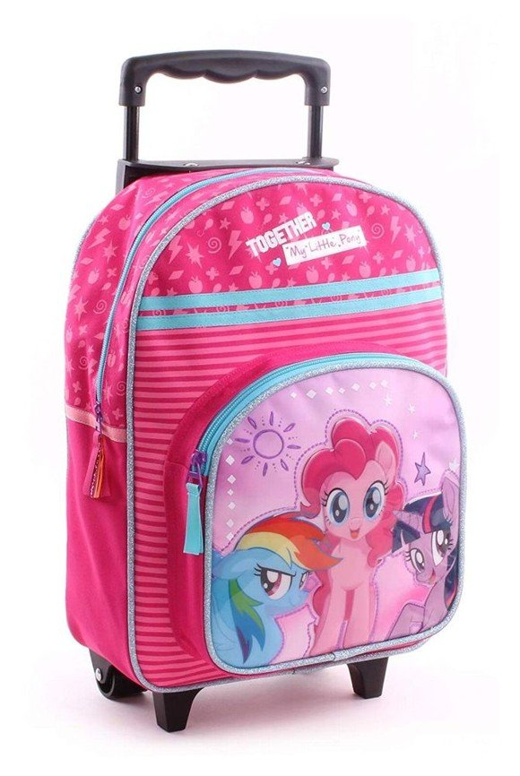My Little Pony Together Trolley Travel Bag Backpack Kuffert 38x28x16 cm