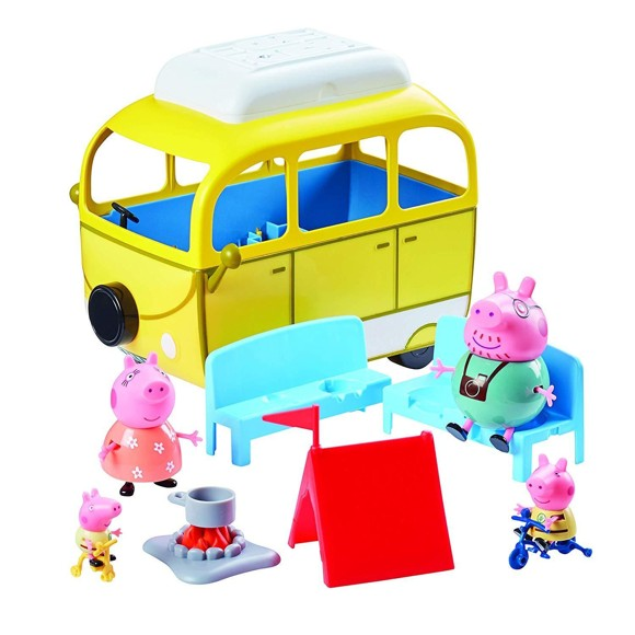 Peppa Pig - Peppas Camping Trip (6922)