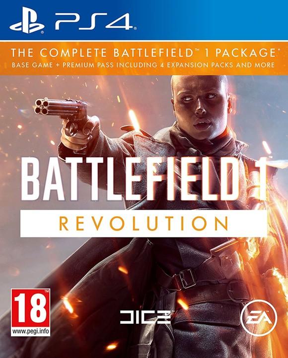 Battlefield 1 Revolution (UK/Arabic)