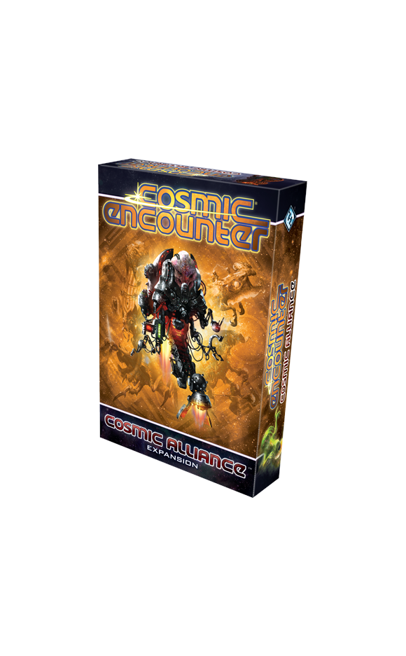 Cosmic Encounter - Alliance (FCE04)