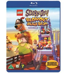 LEGO Scooby-Doo! Blowout Beach Bash (Blu-ray)