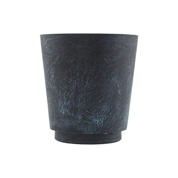 House Doctor - Marble Effect Flowerpot - Large (SD0712)