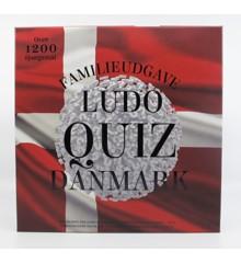 Ludo Quiz - Danmark Familieudgave