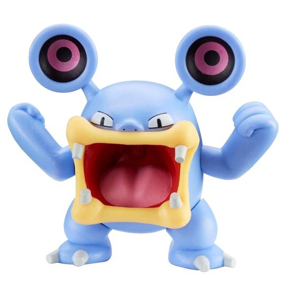 Pokemon - Figure Battle Pack - 8 cm - Loudred