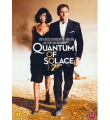 James Bond - Quantum Of Solace - DVD