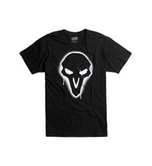 T-Shirt Overwatch Reaper Spray M