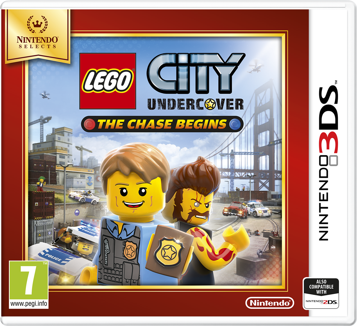 LEGO City: Undercover - The Chase Begins (Selects)