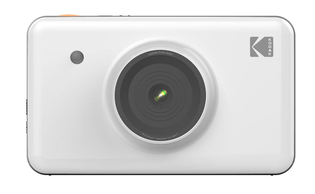 Kodak - Minishot Instant Camera White
