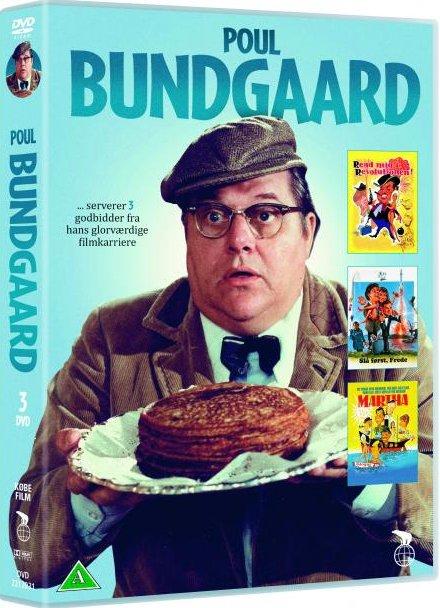 Poul Bundgaard Box DVD
