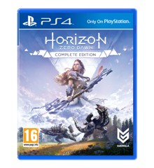 Horizon: Zero Dawn – Complete Edition (UK/Arabic)