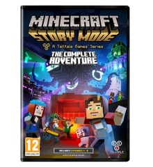 Minecraft - Story Mode: The Complete Adventure