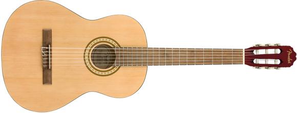 Fender - FC-1 - Classical Guitar (Natural)