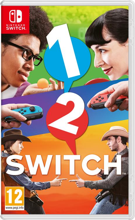 Bilde av 1, 2, Switch