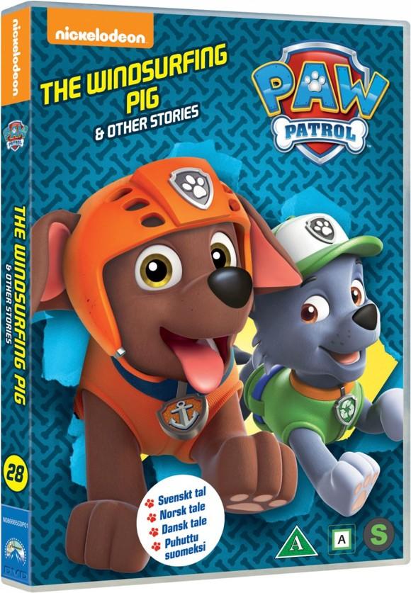 Paw Patrol - Sæson 3 - Vol. 8 - DVD