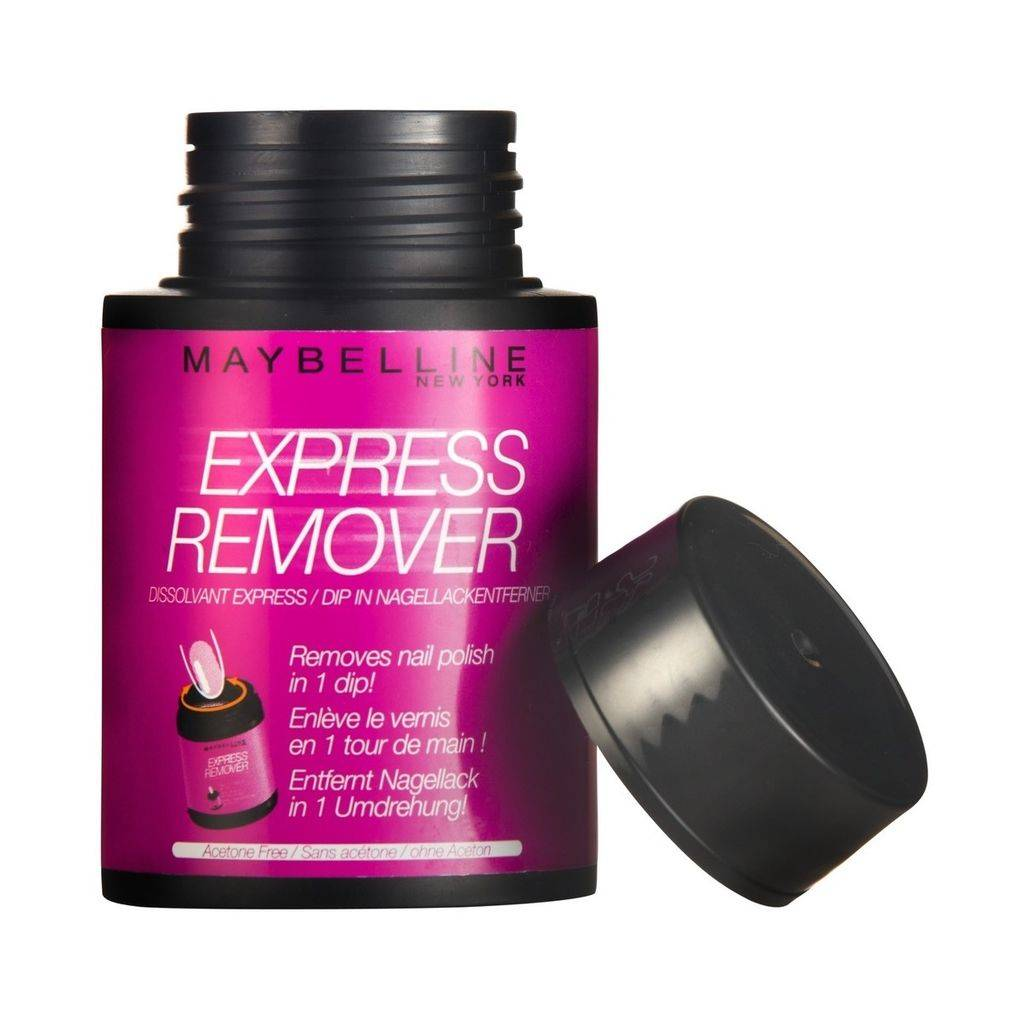 Maybelline - Express Remover Pot