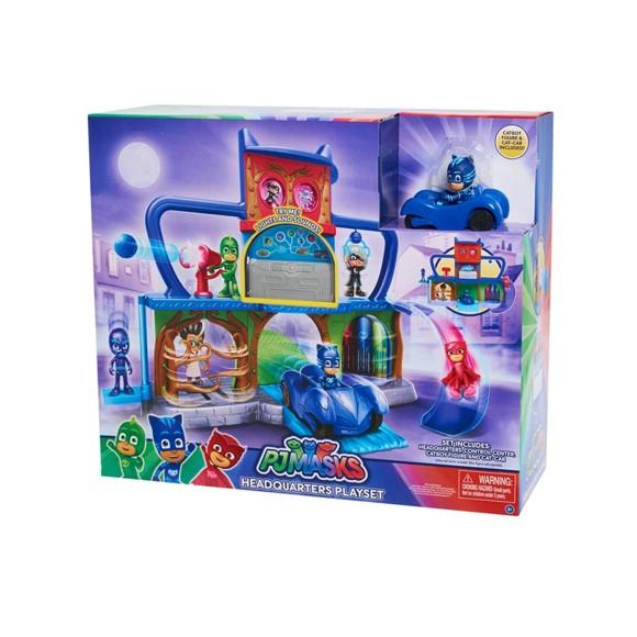 PJ Masks - Headquarter Playset (10-24560)