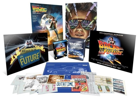 Back to the future trilogy giftset 2018 (Blu-Ray)