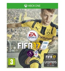 FIFA 17 (Code via Email)