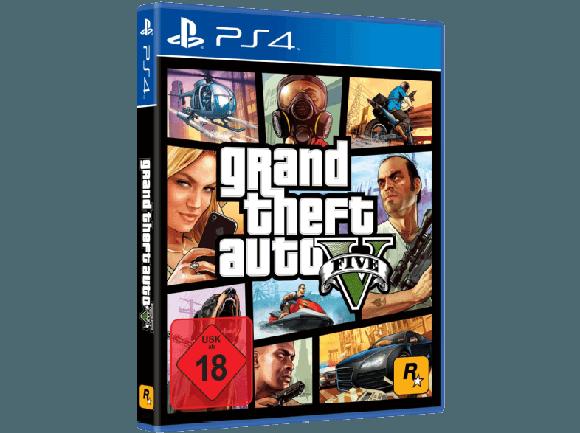 GTA 5 - Grand Theft Auto V (German)