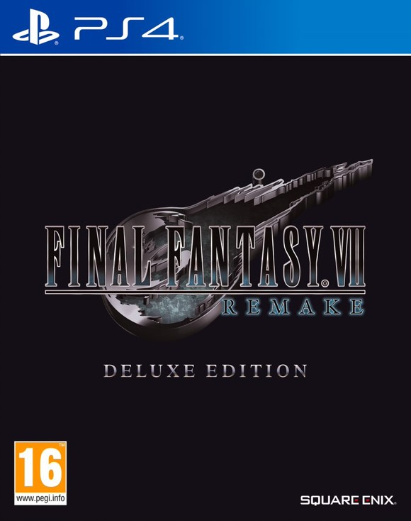 Final Fantasy VII (7) - Remake (Deluxe Edition)
