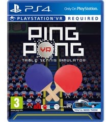 Ping Pong (VR)