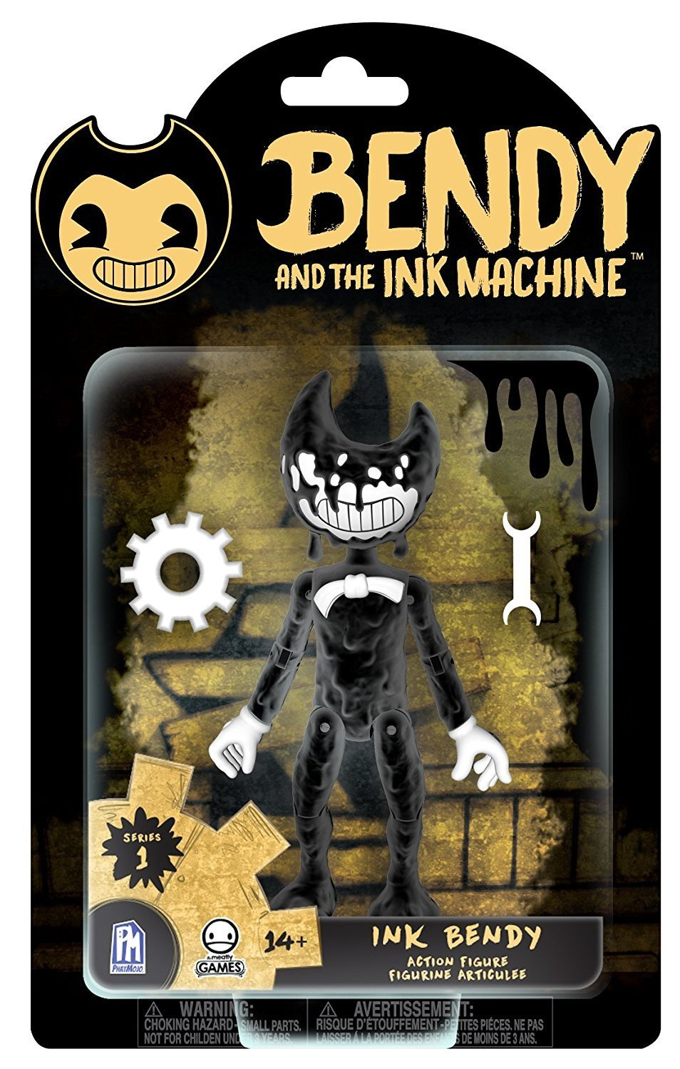 Regular Bendy and the Ink Machine Bendy Action Figure