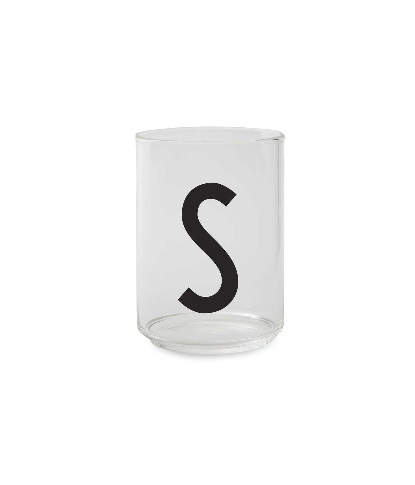 ​Design Letters - Personal Drinking Glass S