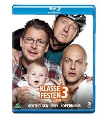 Klassefesten 3 - Dåben (Blu-Ray)