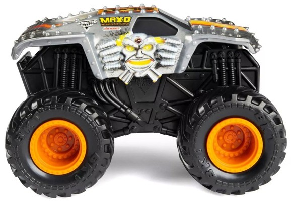 Monster Jam - 1:43 Rev & Roar Trucks - Max-D (20105417)